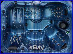 Whirlpool Outdoor Badewanne Außenwhirlpool W-200X, W-Lan, Balboa, 4-5 P. Kaufen KING