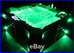 Whirlpool Outdoor Badewanne Außenwhirlpool kaufen W-200S, W-Lan, Balboa, 5P