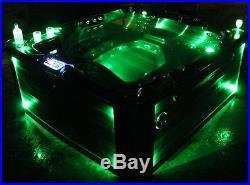 Whirlpool Outdoor Badewanne Außenwhirlpool kaufen Whirlpools Hot Tub 4-6P. W-200