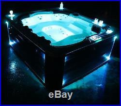Whirlpool Outdoor Badewanne Außenwhirlpool kaufen Whirlpools Hot Tub W-215 5-6 P