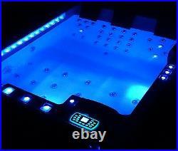 Whirlpool Outdoor Badewanne kaufen Whirlpools Hot Tub 3-4P. W-190 + Schutzhülle