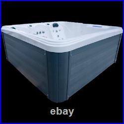Whirlpool W-200XJ Outdoor Badewanne kaufen Whirlpools Hot Tub 5P+Schutzhülle