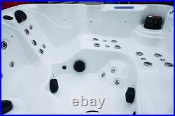 Whirlpool W-200XJ Outdoor Badewanne kaufen Whirlpools Hot Tub 5P. +Treppe