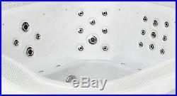Whirlpool W-250 Outdoor Badewanne Außenwhirlpool, W-Lan, Balboa, 4-5 P. Kaufen KING